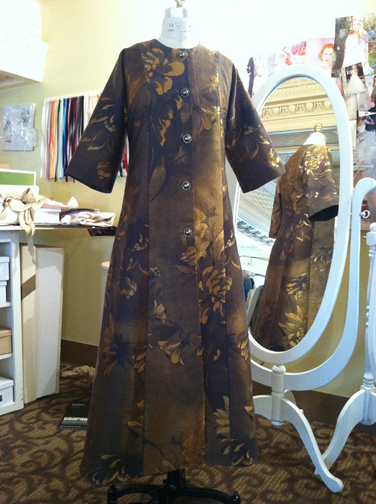 Lux Brocade Dinner Coat