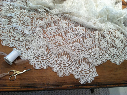 Beads and lace: part three