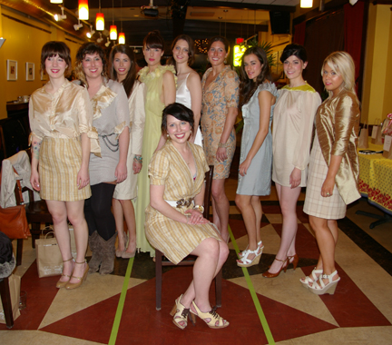 Fashion benefits cancer research