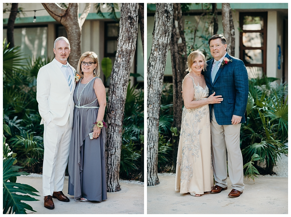 Custom mother of the bride and groom dresses made by anatomy